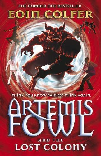 9780141320793: Artemis Fowl and the Lost Colony: 5