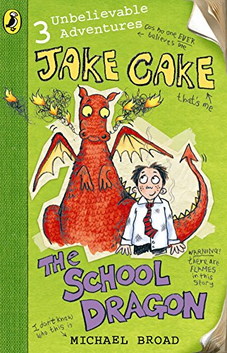 9780141320892: Jake Cake: The School Dragon