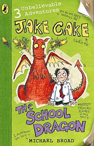 9780141320892: Jake Cake: The School Dragon