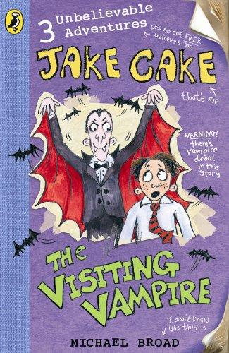9780141320908: Jake Cake: The Visiting Vampire