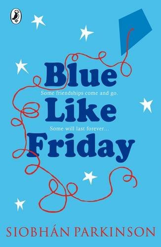 blue like friday: Siobhan Parkinson