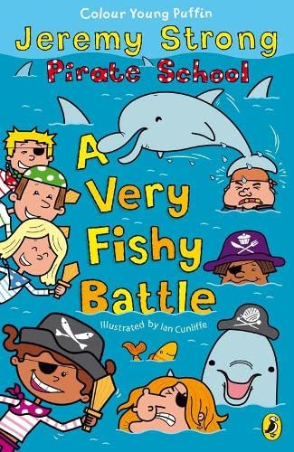 9780141320960: Pirate School: A Very Fishy Battle