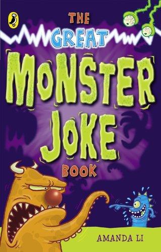 9780141320991: The Great Monster Joke Book
