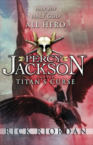 9780141321264: Percy Jackson and the Titan's Curse