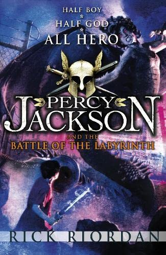 9780141321271: Percy Jackson and the Battle of the Labyrinth (Percy Jackson & the Olympians, Book 4)