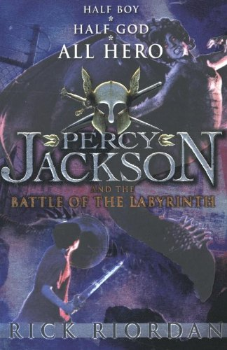 9780141321271: Percy Jackson and the Battle of the Labyrinth (Book 4)