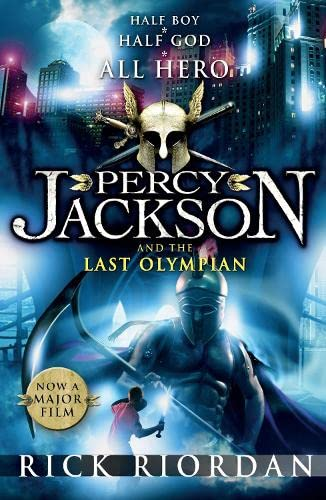 PERCY JACKSON AND THE LAST OLYMPIAN . BOOK 5