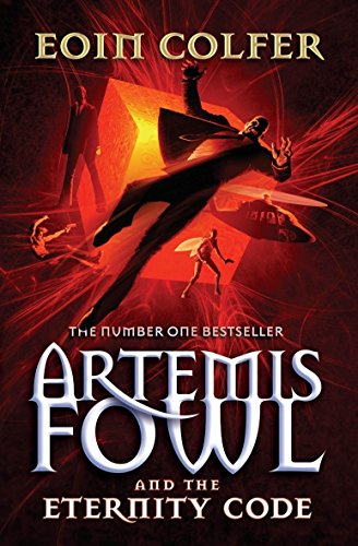 9780141321318: Artemis Fowl and the Eternity Code: 3