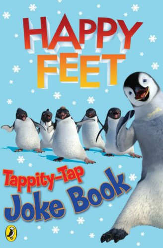 9780141321448: Happy Feet Tappity-Tap Joke Book