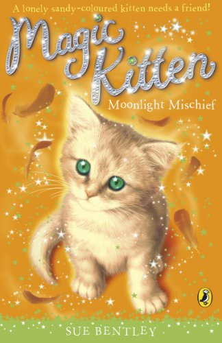 9780141321530: Magic Kitten: Moonlight Mischief