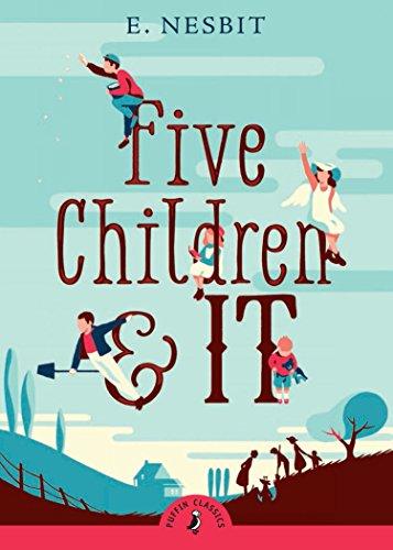 9780141321615: Five Children and It (Puffin Classics)