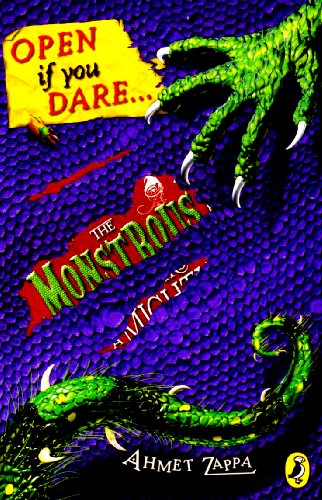 9780141321769: The Monstrous Memoirs of a Mighty McFearless