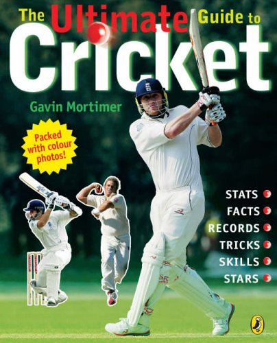 9780141321844: Ultimate Guide to Cricket