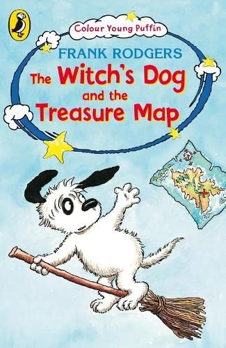 9780141321851: The Witch's Dog and the Treasure Map (Colour Young Puffins)