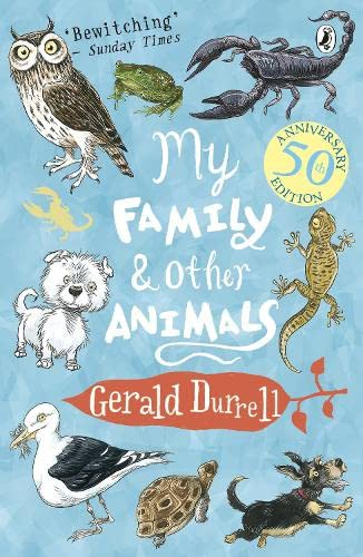 9780141321875: My Family And Other Animals (A Puffin Book)