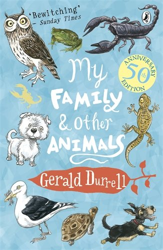 9780141321875: My Family and Other Animals