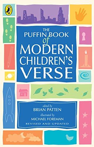 9780141321882: The Puffin Book of Modern Children's Verse