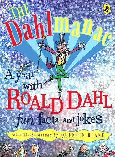 9780141321899: The Dahlmanac: A Year with Roald Dahl : Fun Facts and Jokes