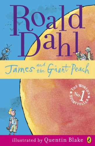 9780141321950: James And The Giant Peach