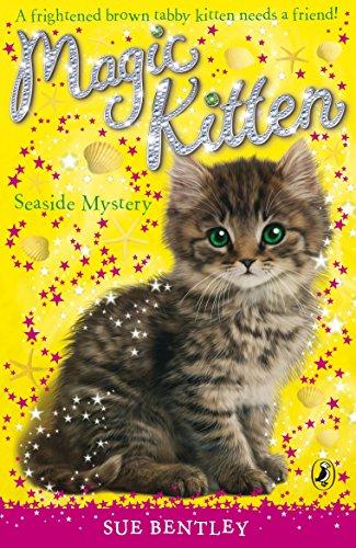 Magic Kitten: Seaside Mystery: Bentley, Sue