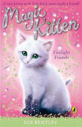 9780141321998: Magic Kitten #10 Firelight Friends