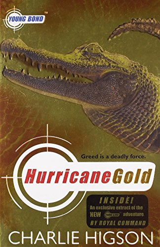 9780141322049: Young Bond Hurricane Gold