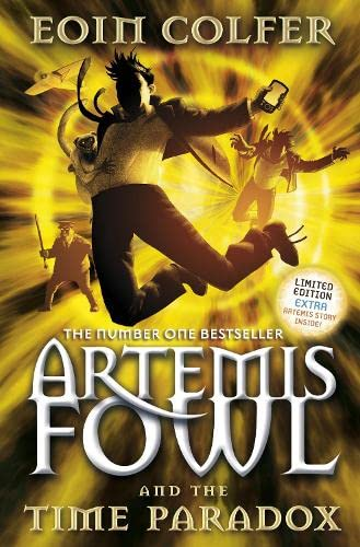 9780141322209: Artemis Fowl and the Time Paradox