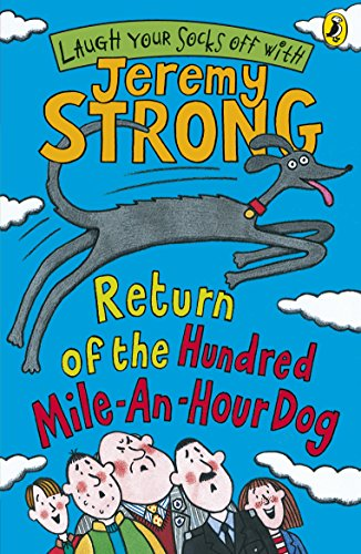 9780141322353: Return of the Hundred-Mile-an-Hour Dog