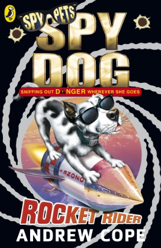 9780141322452: Spy Dog: Rocket Rider