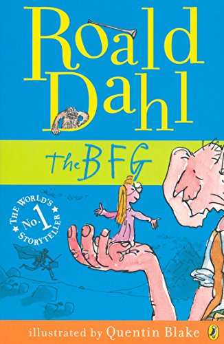 9780141322629: The BFG (My Roald Dahl)