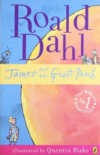 James and the Giant Peach: Roald Dahl