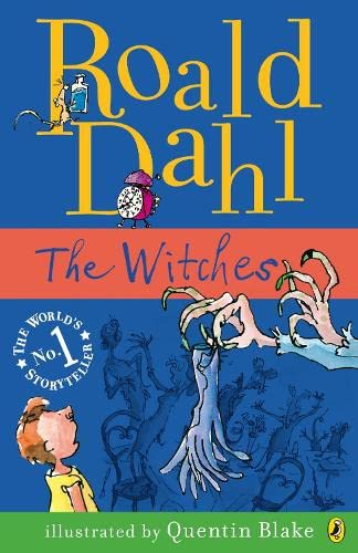 The Witches: Dahl, Roald