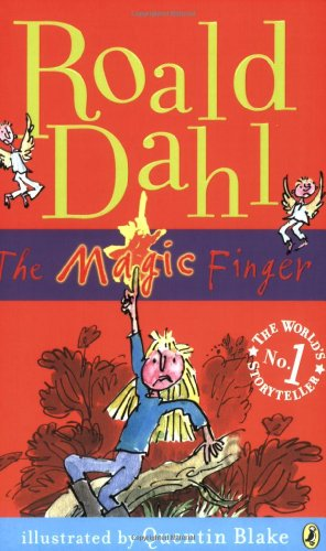9780141322681: The Magic Finger