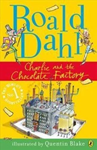 9780141322711: Charlie and the Chocolate Factory (My Roald Dahl)