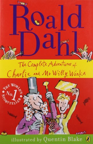 9780141322728: The Complete Adventures of Charlie and Mr Willy Wonka