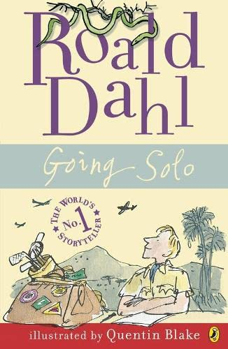 9780141322742: Going Solo (The Centenary Collection)