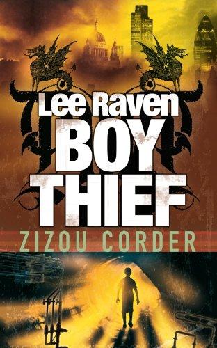 9780141322902: Lee Raven, Boy Thief