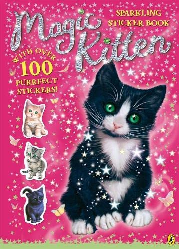 9780141322933: Magic Kitten Sparkling Sticker Book (Magic Kitten)