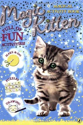 9780141322940: Magic Kitten Activity Book