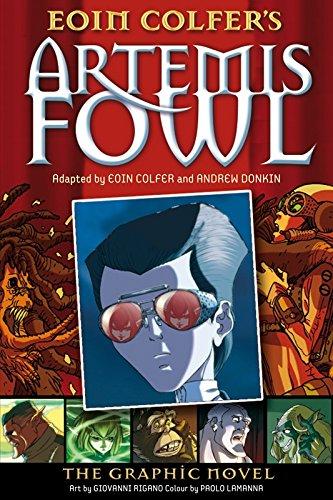 9780141322964: Artemis Fowl: The Graphic Novel