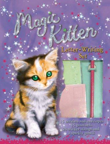 The Magic Kitten Letter Writing Set: Bentley, Sue
