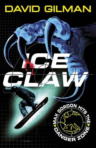 9780141323039: Ice Claw: Danger Zone