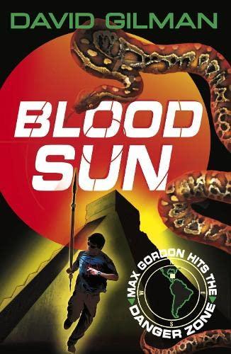 9780141323046: Blood Sun: Danger Zone