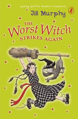 9780141323077: Puffin Modern Classics Worst Witch Strikes Again (The Worst Witch)