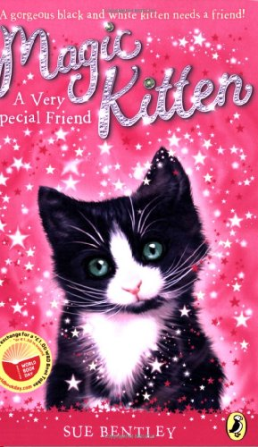 9780141323541: A Very Special Friend (Magic Kitten)