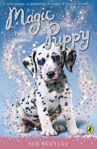 9780141323794: Magic Puppy #5 Party Dreams