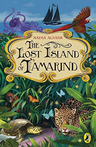 9780141323862: The Lost Island of Tamarind