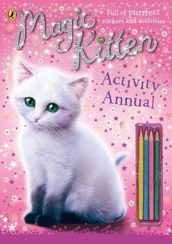 9780141324104: Magic Kitten Activity Annual