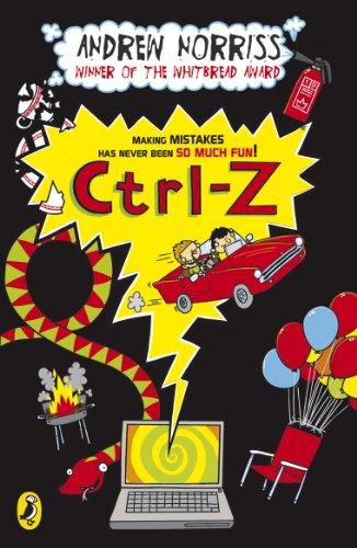 9780141324296: Ctrl-Z