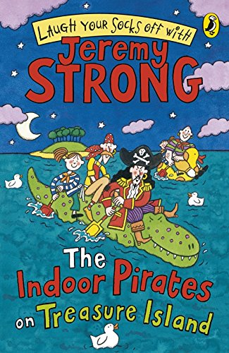 9780141324371: The Indoor Pirates On Treasure Island (Laugh Your Socks Off)